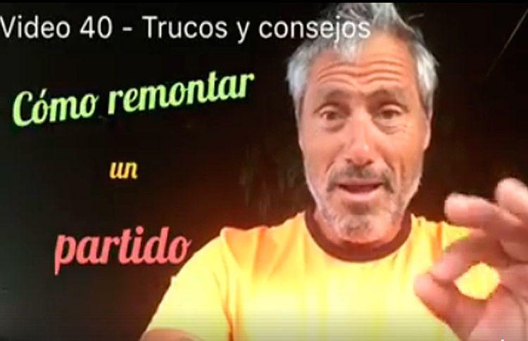 Nueva entrega de los consejos de Miguel Sciorilli