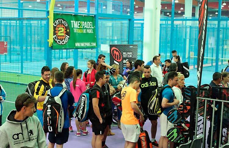 Sanset Pádel Indoor, sede confirmada del Joma Madrid Challenger