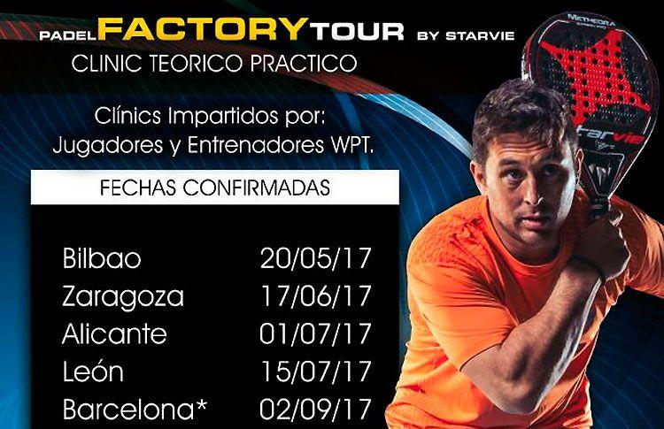 StarVie Factory Tour 2017: Calendario y sedes de un evento muy especial