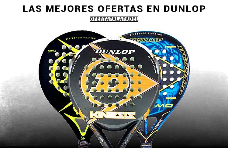 Dunlop, a análisis por el equipo de Oferta Pala Pádel