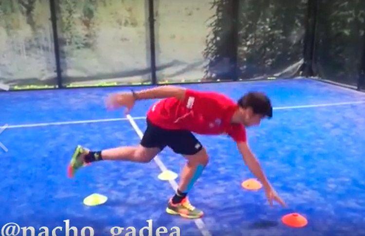 El reto de Clínicas J. Cuenca: Nacho Gadea, a un paso de llegar al Madrid Challenger