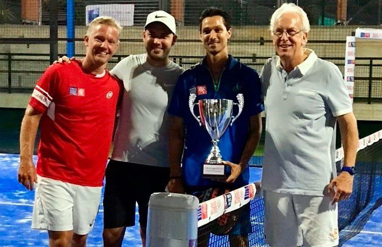 Laurent Bensadoun y Jean-Marie Mariotti, campeones de la Iª Edición de la Powers Cup