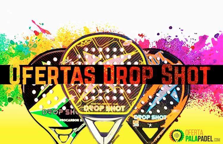 Desde Oferta Pala Pádel nos hablan de Drop Shot