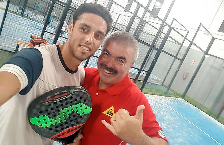 Adrián Caviglia nos habla de la victoria de Pablo Lijó en el Cabrera de Mar Challenger 2017
