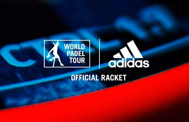 Adidas Pádel, Pala Oficial del Circuito World Pádel Tour