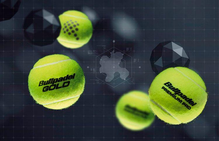 Bullpadel Gold: Una pelota para los jugadores más exigentes
