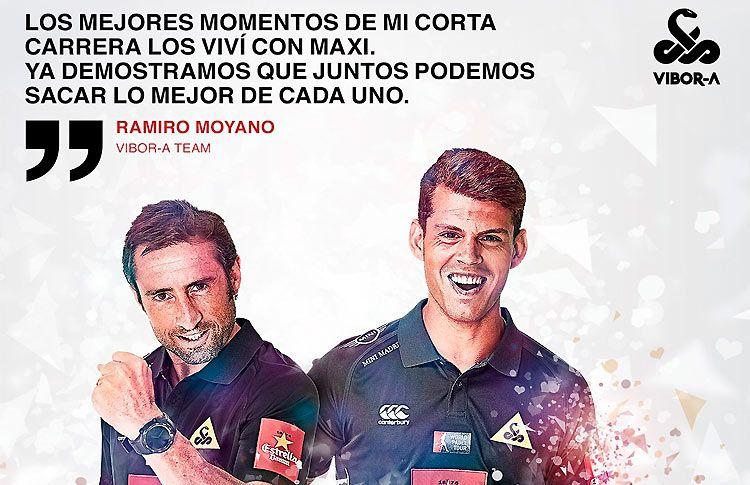 Esto es Pádel – Maxi Grabiel y Ramiro Moyano, con ganas de aprovechar su 'segunda oportunidad'
