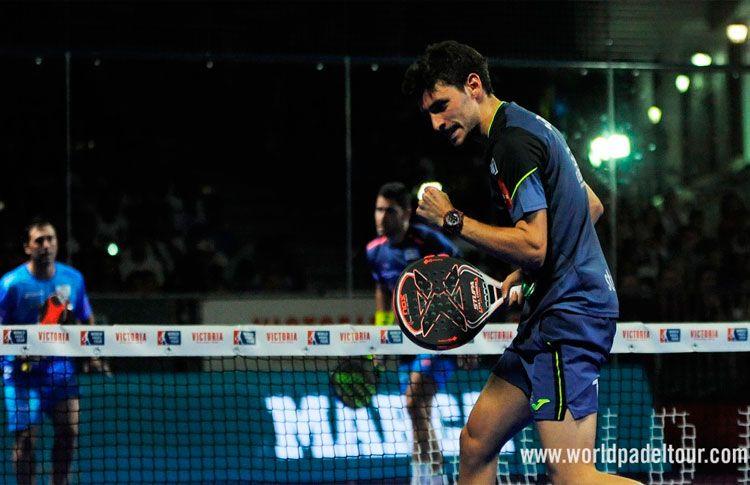 Cristian Gutiérrez-Franco Stupaczuk, ganadores del Costa del Sol Open 2017