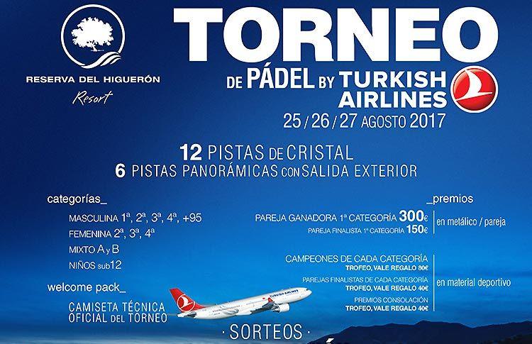 La Reserva del Higuerón acogerá la disputa de un torneo de 'altos vuelos'