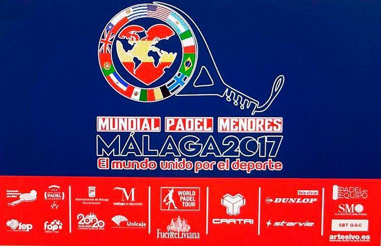 Más cerca del inicio del Mundial de Menores de Málaga 2017
