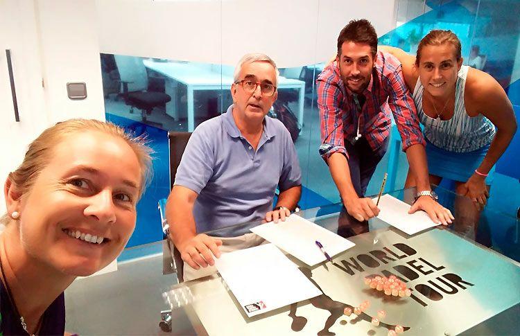 Sorteo del Cuadro del Estrella Damm Alicante Open 2017