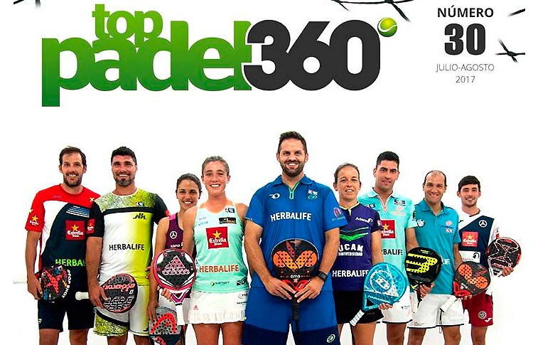 Top Pádel 360: Un equipo repleto de estrellas para 'alimentar' los sueños