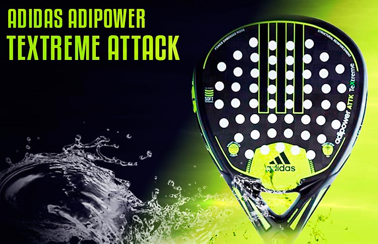 Adipower Attack TeXtreme 2017: Potencia total