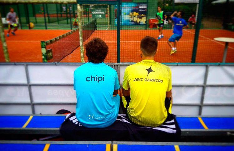 Jaime Muñoz y Javi Garrido, a punto de afrontar su debut en el XXXI Campeonato de España de Menores