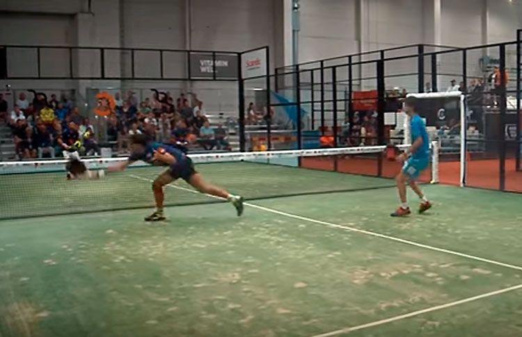 Maty Marina-Javier Concepción, ganadores del Helsingborg Challenger 2017