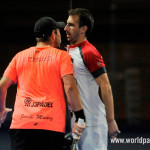 Jordi Muñoz y Víctor Ruiz ponen el punto final a su aventura