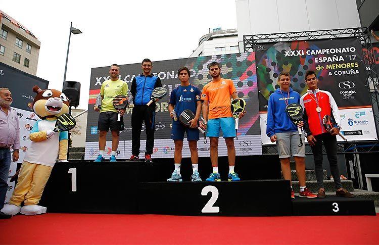 Entrega de Premios del XXXI Campeonato de España de Menores