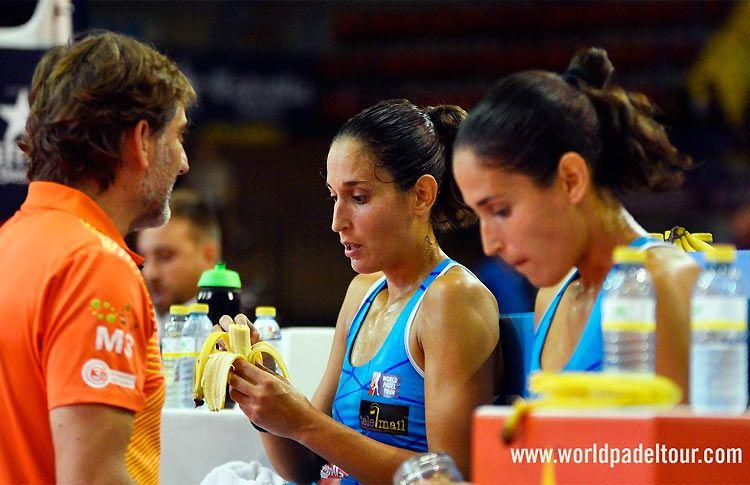 Mapi y Majo Sánchez Alayeto, las número 1 del mundo, no podrán jugar el Granada Open 2017