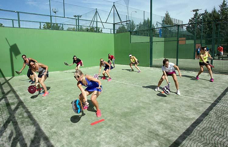 Padel y Mujer, protagonistas en la 'Semana Europea del Deporte'