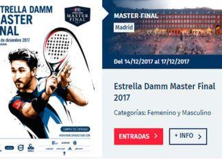 El Estrella Damm Másters Finals: Un torneo de '10'