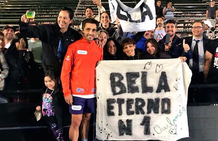 Los 'Tres Mosqueteros'del MCI Sports Team, con paso firme en Buenos Aires