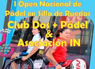 La quinta parada de la Copa de España de Pádel en Silla de Ruedas llega a la costa gaditana