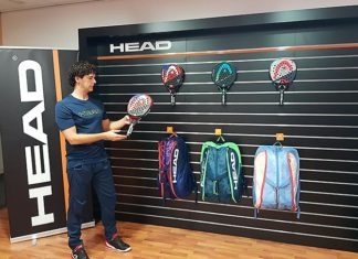 Hablamos con Ricky Fernández Brigolle, Category Manager de HEAD Padel