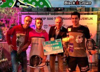 José Carlos Gaspar, ganador del Torneo FIP 500 de La Playa