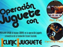 StarVie y la Fundación Cesare Scariolo, a por su gran 'partido': la 'Operación Juguete'