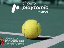 Circuito Playtomic by DKV: Fin de fiesta en un escenario de ensueño