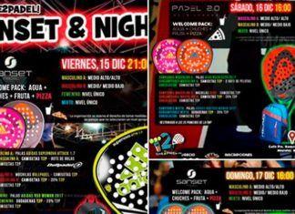 Torneos Time2Padel: Grandes planes para un fin de semana 'de maestros'
