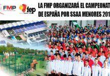 La Federación Madrileña de Pádel organizará el próximo Campeonato de España por Selecciones Autonómicas de Menores