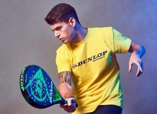 Ramiro Moyano, un fichaje 'galáctico' para Dunlop Padel