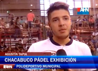 Agustín Tapia, listo para dar el 'gran salto'
