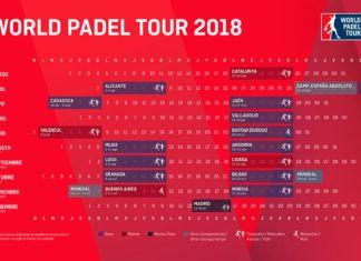 World Padel Tour 2018: Ya tenemos su Calendario Oficial