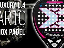 Las Palas de las Estrellas: NOX Ar10 Luxury L4, a la altura de Ariadna Sánchez