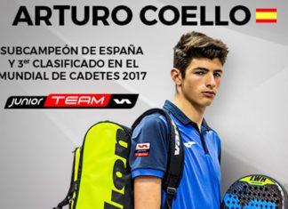 Arturo Coello, más talento para el Varlion Team