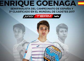 Enrique Goenaga, nueva apuesta de futuro del Varlion Junior Team
