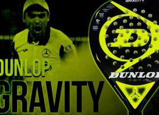 Las Palas de las Estrellas: Dunlop Gravity 2018, tecnología de otro planeta para Juani Mieres