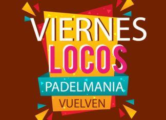 Nueva edición de los Viernes Locos en Padelmanía