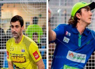 Borja Yribarren jugará con Adrián Blanco