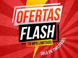 Las Ofertas Flash vuelven a Time2Padel