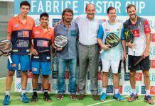 Juan Martín Díaz y Paquito Navarro debutan con la conquista de un título