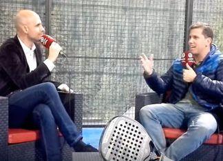 """Paquito Navarro: """"No me preocupa que Juan Martín lleve un año sin jugar sino que su rodilla se recupere al 100%"""""""