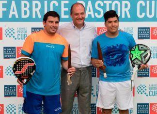 Cristian Ozán-Leo Aguirre, ganadores de la Fabrice Pastor Cup – Argentina 2018