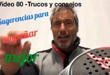 Consejos-Trucos de Miguel Sciorilli (80): Sugerencia para empuñar mejor