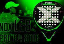 Las Palas de las Estrellas: NOX LS5 Pro P4, un equilibrio perfecto en manos de Lucía Sainz