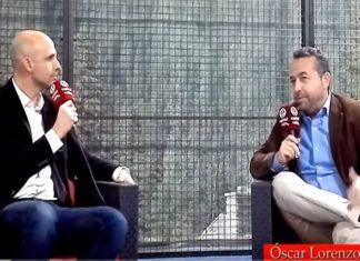 Óscar Lorenzo, un 'gestor de emociones' nos cuenta sus secretos en Al Resto