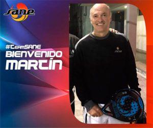 Martín Echegaray, un gran fichaje para el Team SANE