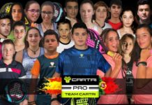 Descubriendo el gran potencial del Equipo de Menores de Cartri